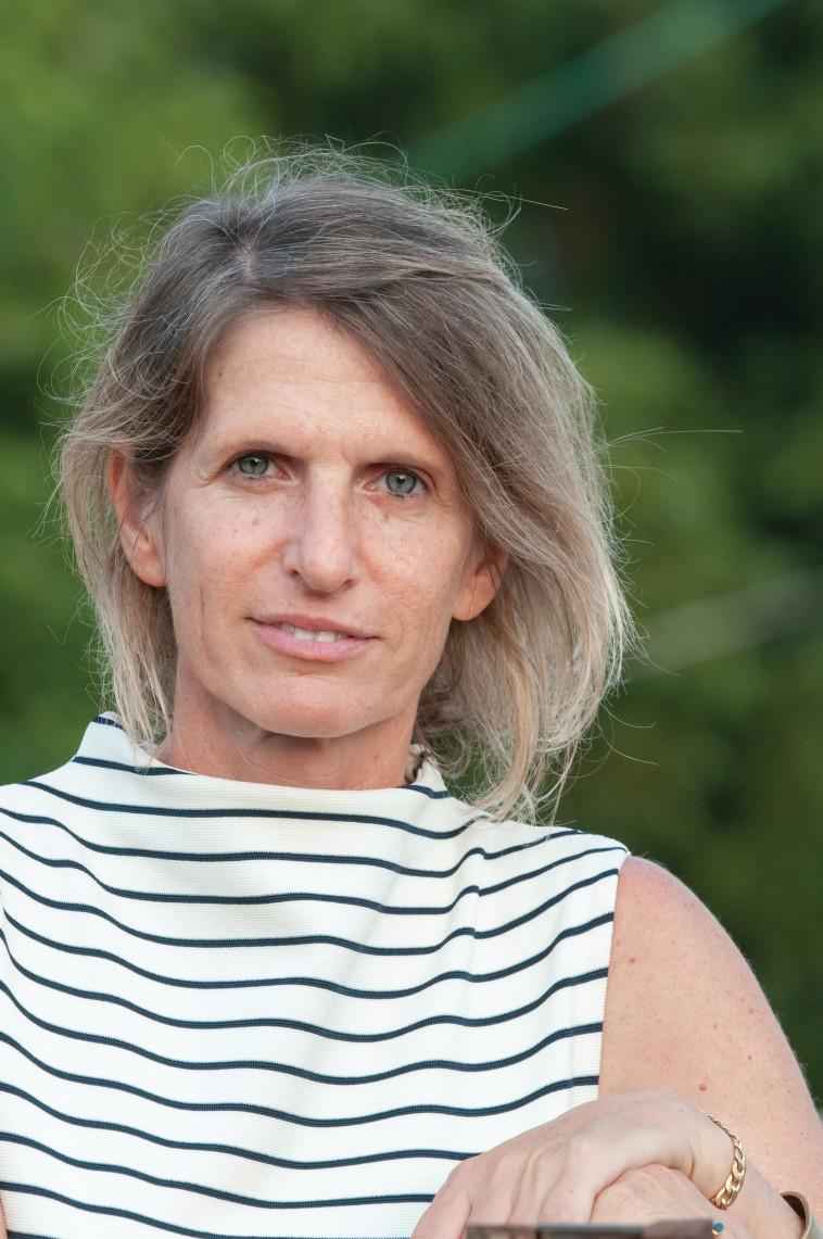 הבמאית עדי ארבל (צילום: ניקול דה קסטרו, יח''צ)