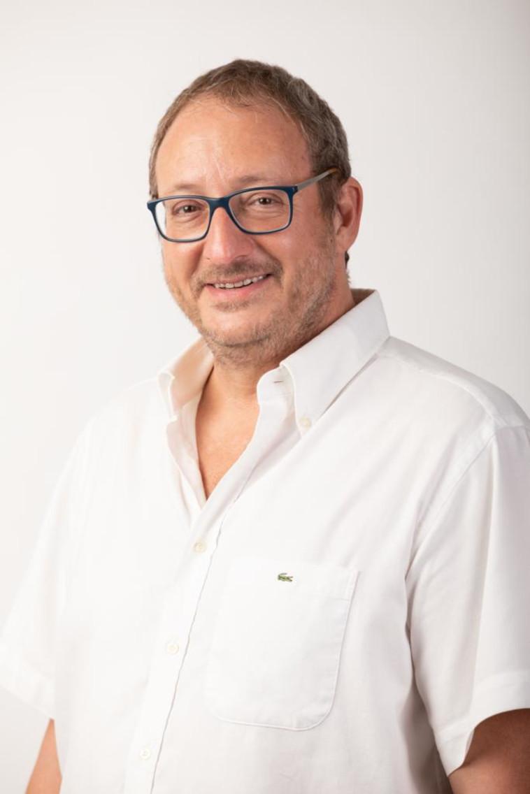 Dr. Yoram Solberg (Photo: Malka Shani)