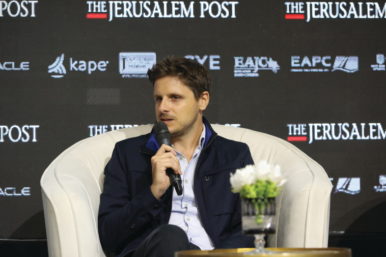CEO da Bright Data, ou Lenchner (Foto: Mark Israel Salem, Avshalom Sasson)