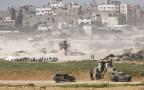 """כוחות צה""""ל בגבול רצועת עזה"""