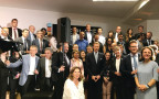 אירוע פתיחת המרכז בלוקסמבורג