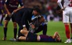 ליאו מסי נפצע