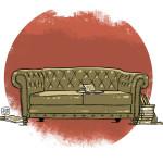 ספה, איור.