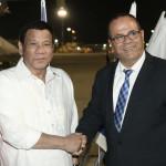 נשיא הפיליפינים, רודריגו דוטרטה