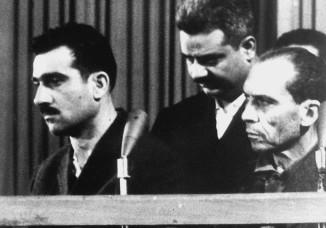 אלי כהן במהלך משפטו