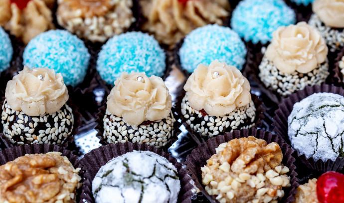 ממתקים מיוחדים למימונה