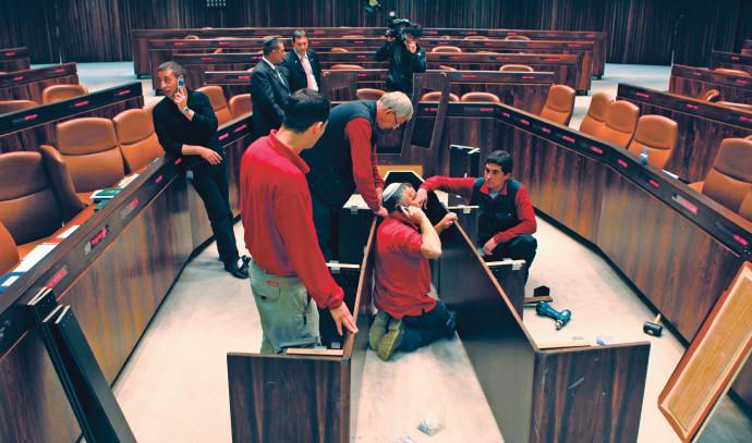 מרחיבים את שולחן הממשלה ב-2009