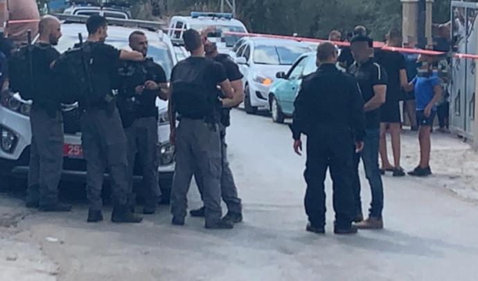 זירת הרצח בג'דיידה מכר