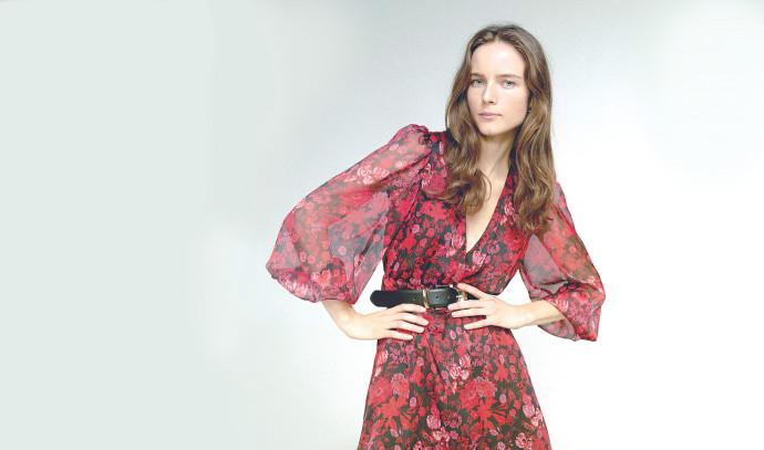 אופנה פרחונית, מנגו