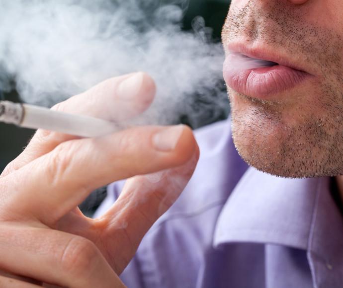 סיגריה, עישון, אילוסטרציה