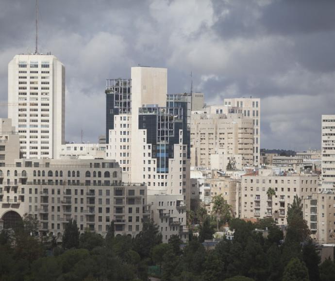 בנייה בירושלים, ארכיון