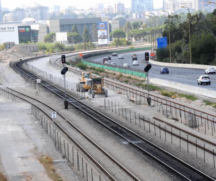 מסילת רכבת מושבתת