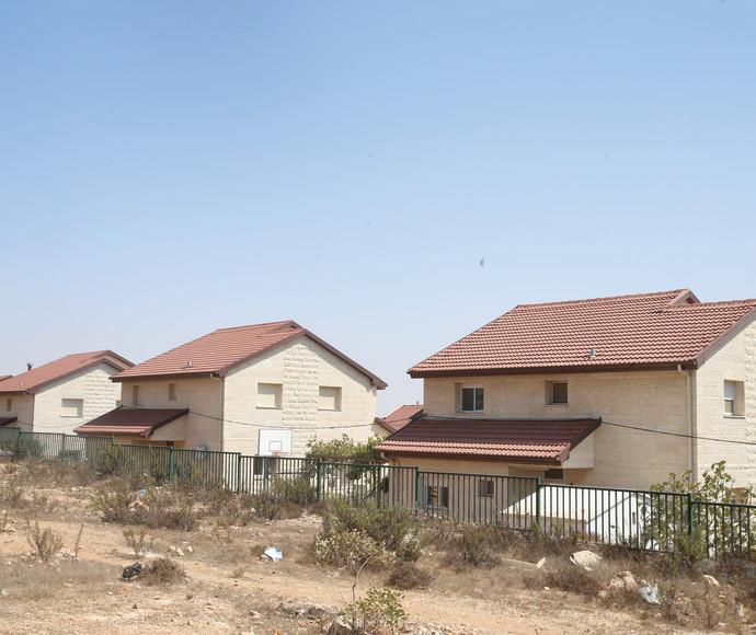 בתי היישוב עפרה