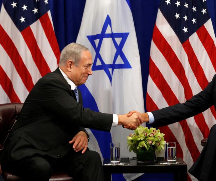 פגישת הנשיא ברק אובמה וראש הממשלה בנימין נתניהו