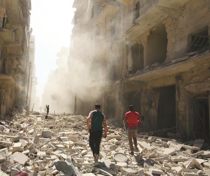 חאלב, סוריה
