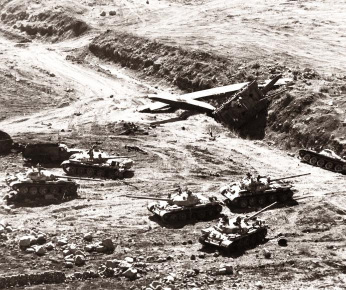 מלחמת יום כיפור עמק הבכא