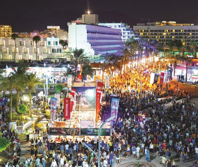 פסטיבל הבירה באילת