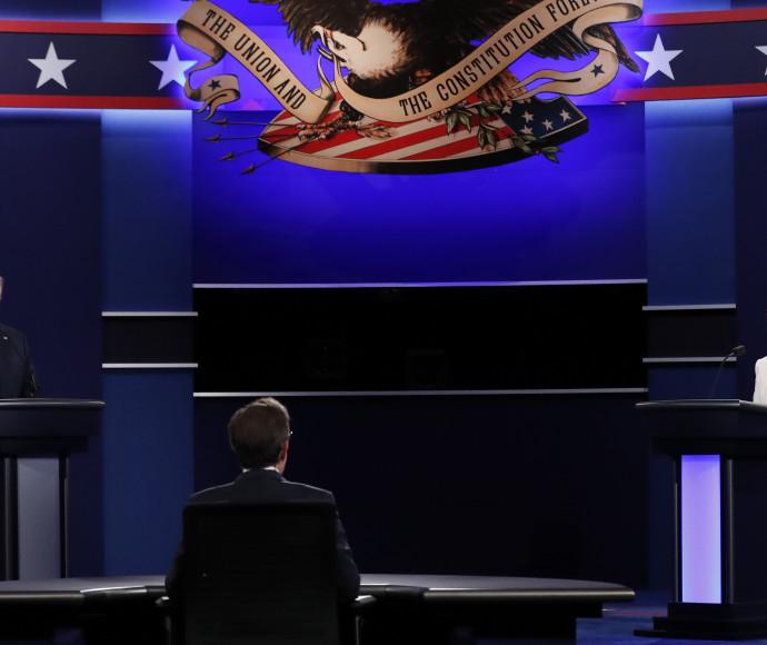 העימות הנשיאותי המסכם