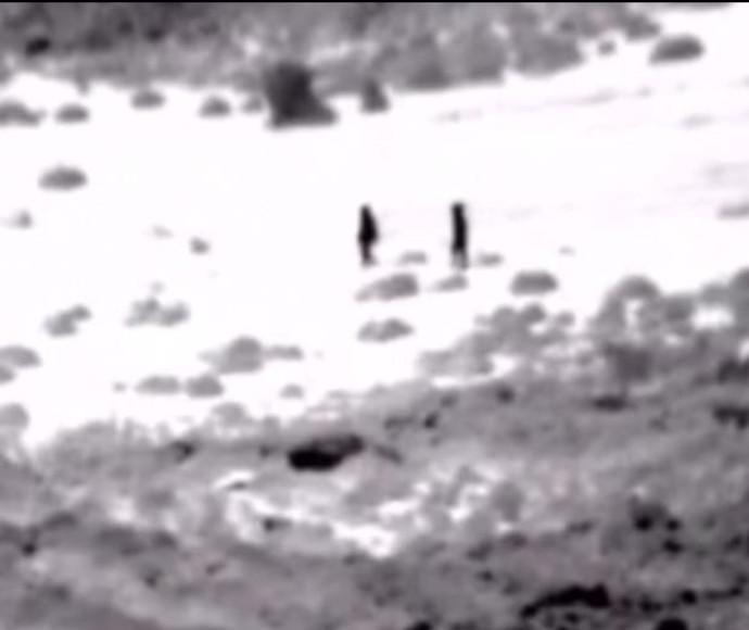 שני פלסטינים נעצרו כשברשותם סכינים, סמוך למגדל עוז