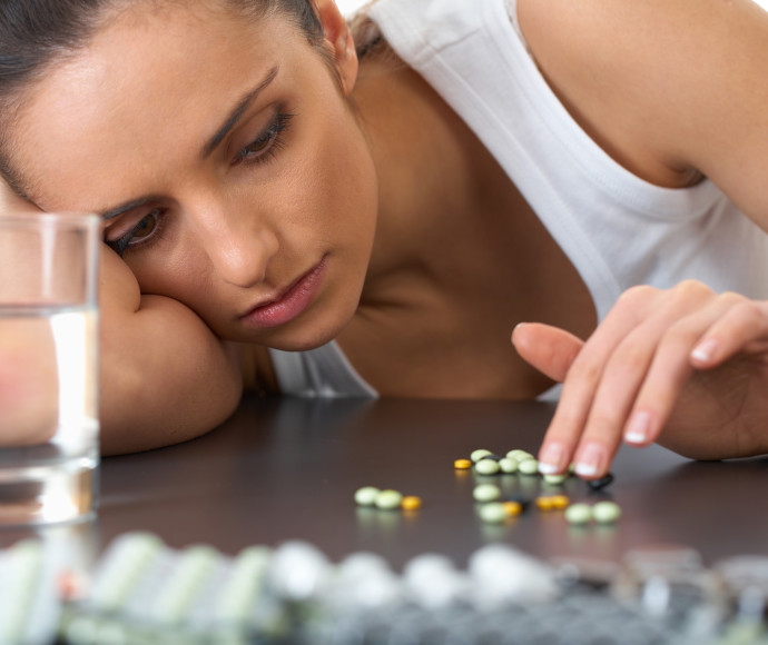 נטילת תרופות, צילום אילוסטרציה