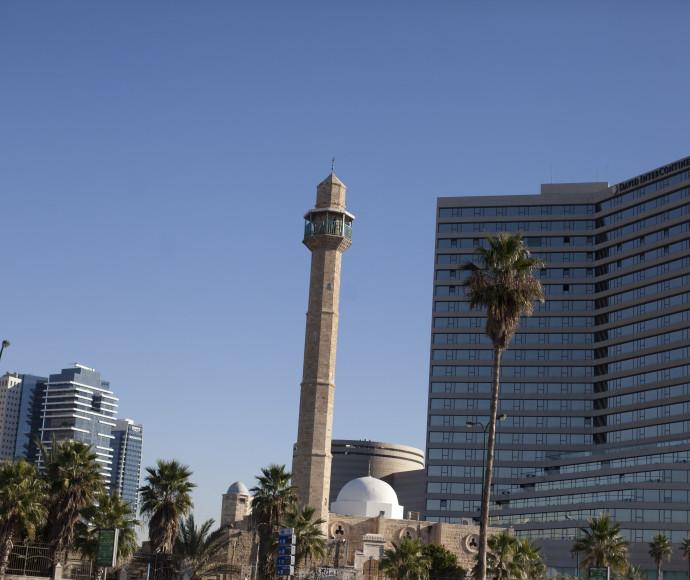מסגד חסן בק בתל אביב