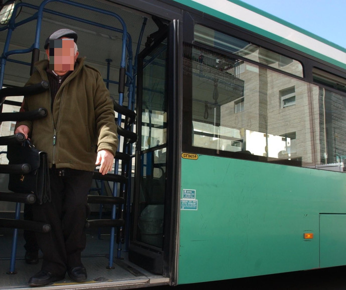 אוטובוס של אגד, ארכיון