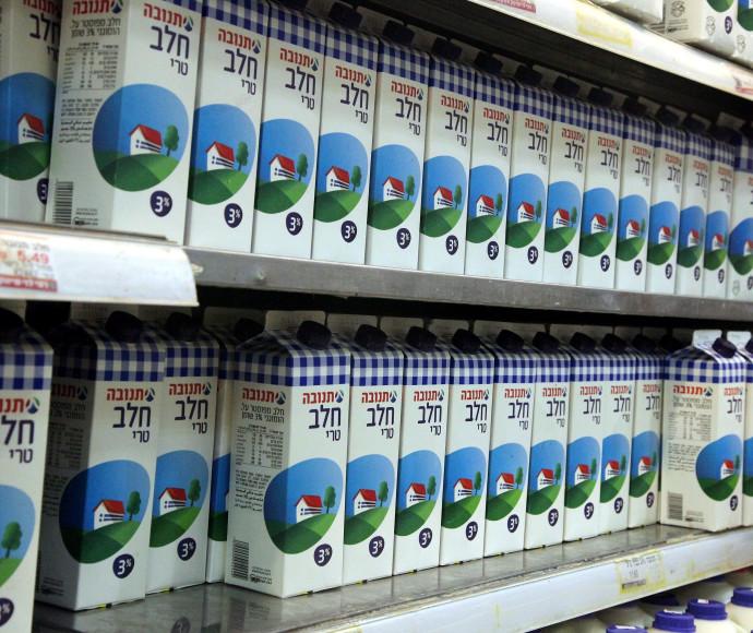 חלב תנובה