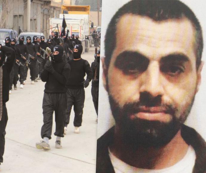 אנס חאג' יחיא, נעצר בחשד לפעילות טרור, לוחמי דאעש בסוריה