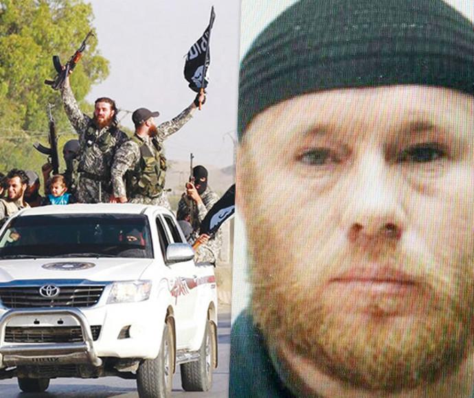 ולנטין מזלבסקי שהתכוון להצטרף לדאעש