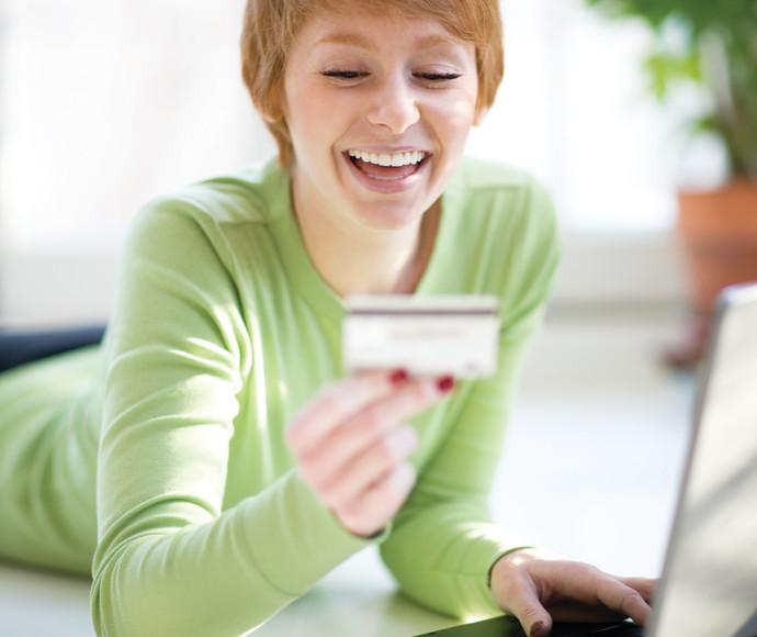 קניות באינטרנט, צילום אילוסטרציה