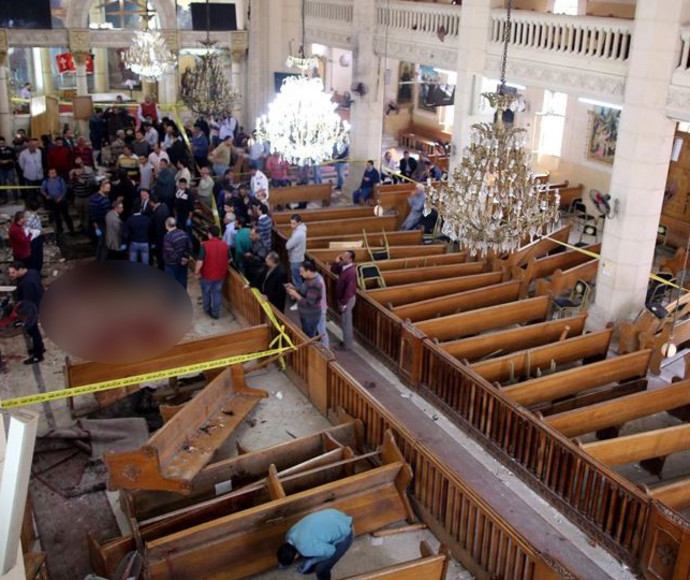 הכנסייה באלכסנדריה