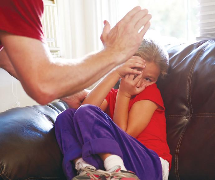 אלימות במשפחה, צילום אילוסטרציה