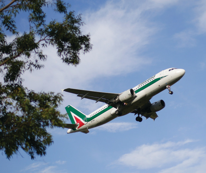 חברת התעופה אליטליה