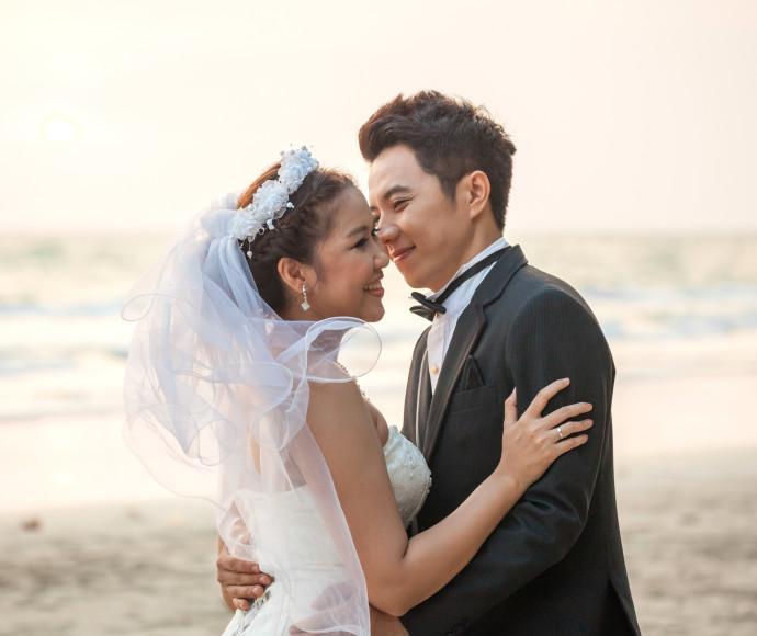 חתונה, זוג נשוי, אילוסטרציה
