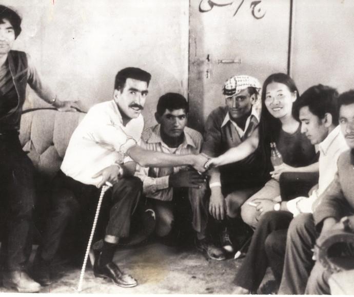 פוסאקו שיגנובו וחברי החזית העממית