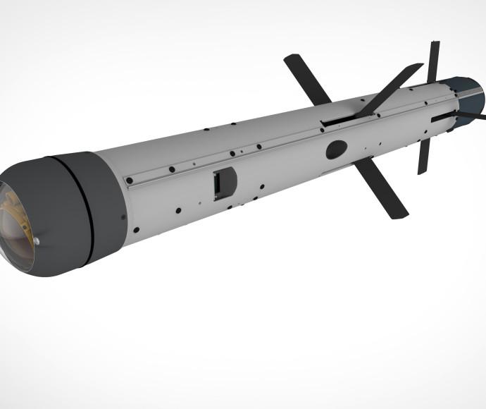 טיל הגיל SPIKE LR II