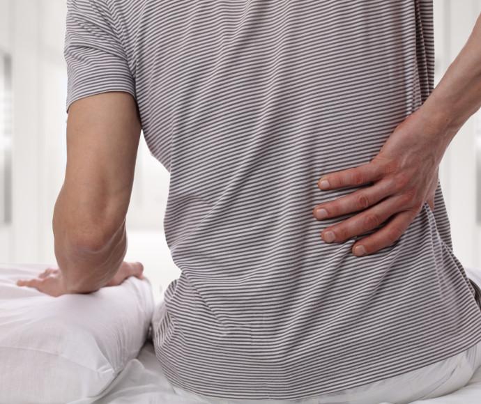 כאבי גב, צילום אילוסטרציה