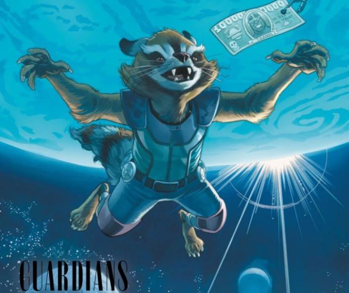 marvel instegram אלבומי הרוק הגדולים בקומיקס
