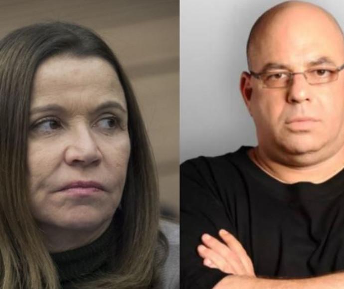 רון קופמן ושלי יחימוביץ'