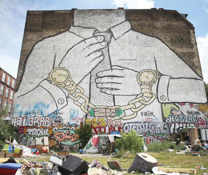 אמנות רחוב בברלין