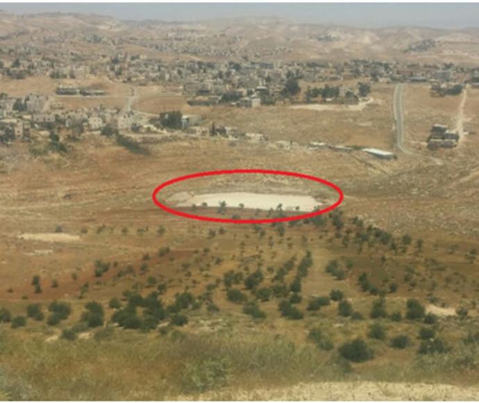 בית הספר המוקם סמוך להרודיון