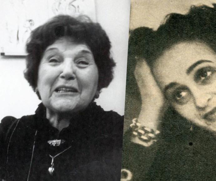 טובה פירון וג'ני לוביץ