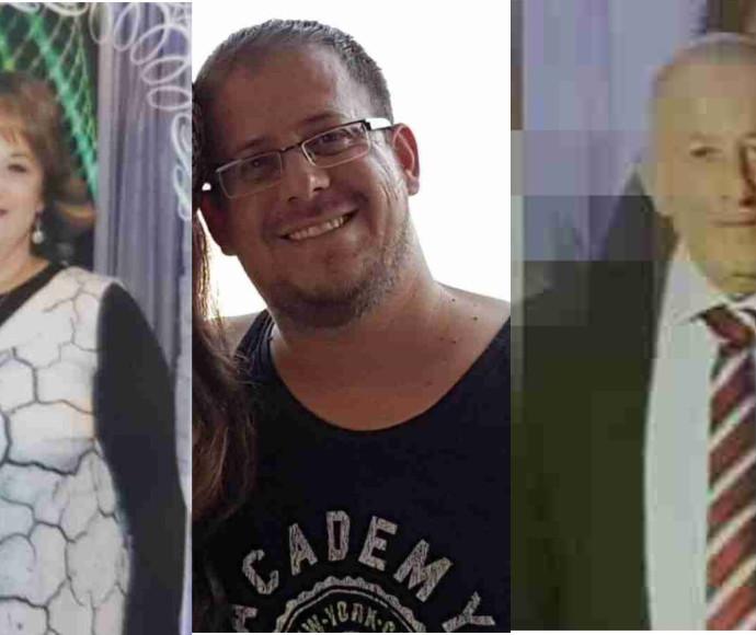 """יוסף, אלעד וחיה סלומון ז""""ל"""
