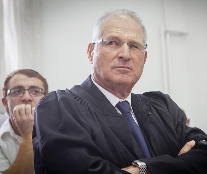 """עו""""ד דוד שמרון"""