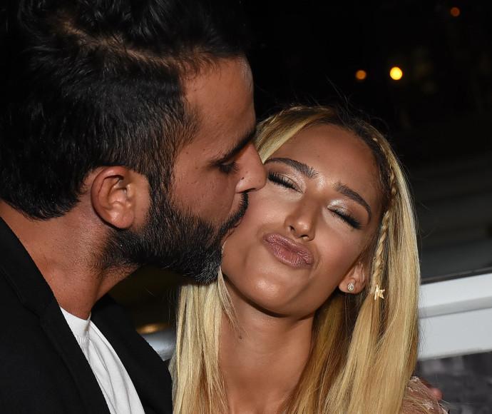 דנית ואליאב אוזן, זוג מנצח VIP