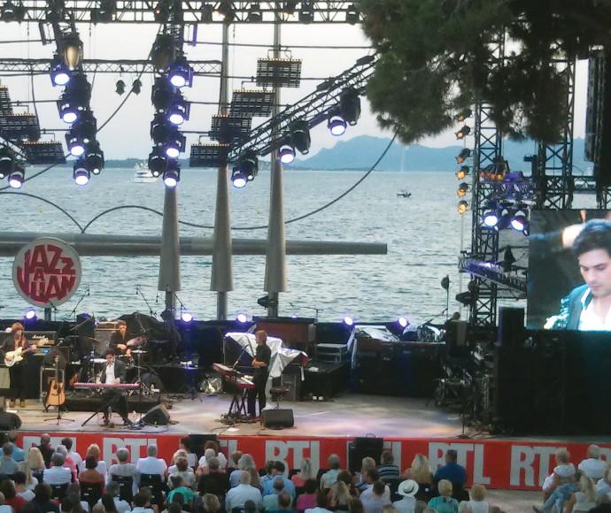 פסטיבל הג'אז בז'ואן לה פן