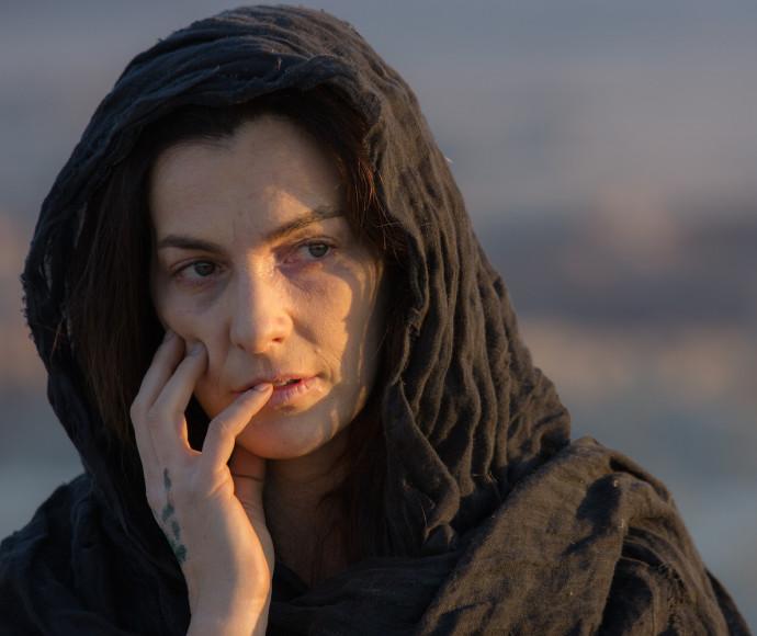 """איילת זורר בסרט """"הימים האחרונים במדבר"""""""