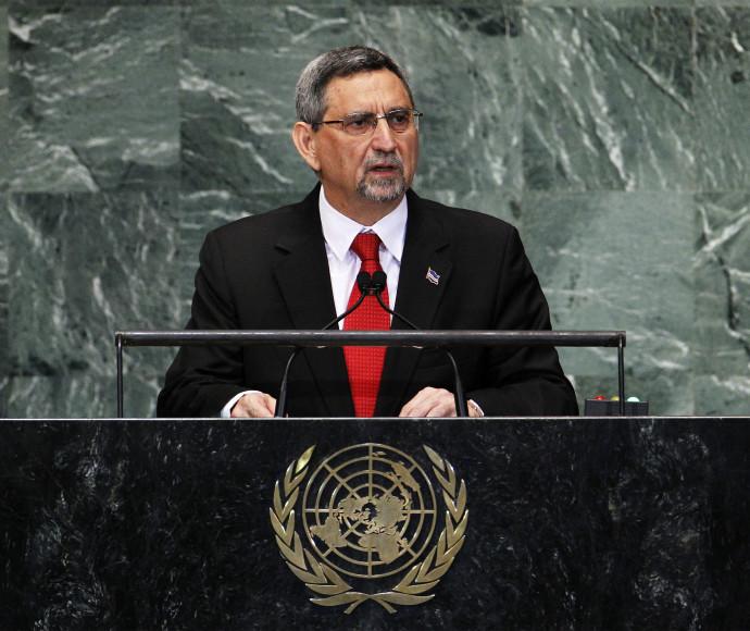 חורחה קרלוש פונסקה, נשיא קייפ ורדה