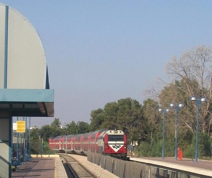 תחנת ברכבת ברחובות