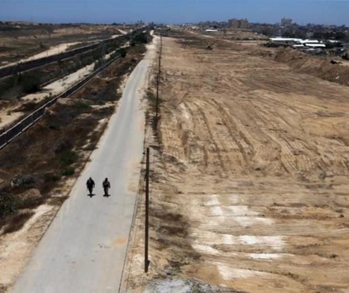 גבול עזה-מצרים